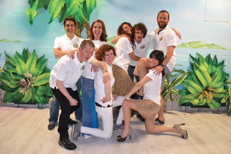 Festavventura team
